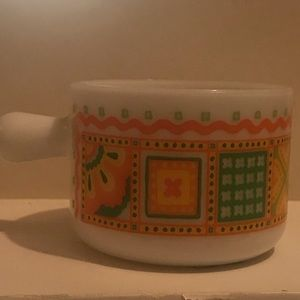 Avon Kitchen - Vintage 1970s Avon milk glass